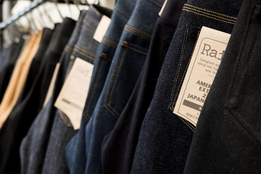 Railcar Fine Goods Denim