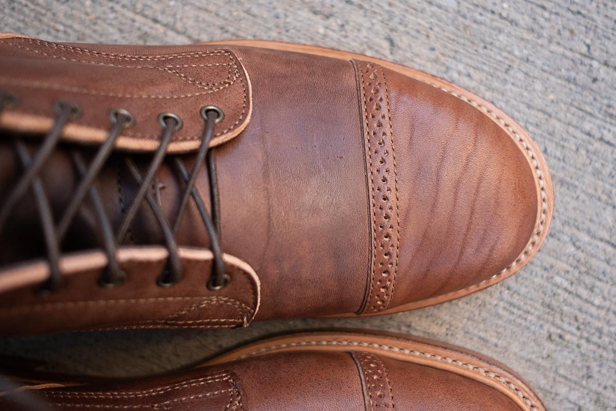 viberg brown horsebutt maryam bobcat boot
