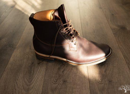 viberg mocha light oil tan country boot